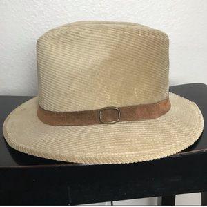 VTG Cambridge Classic Corduroy Hat Size 7 - 7 1/8